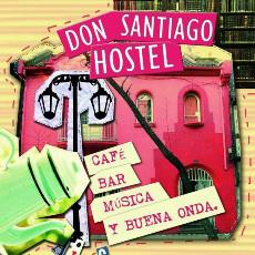 www.donsantiagohostel.cl